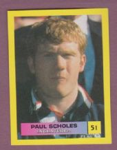 England Paul Scholes Manchester United